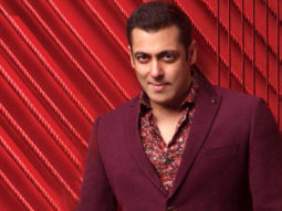 Salman Khan recorded a Marathi song