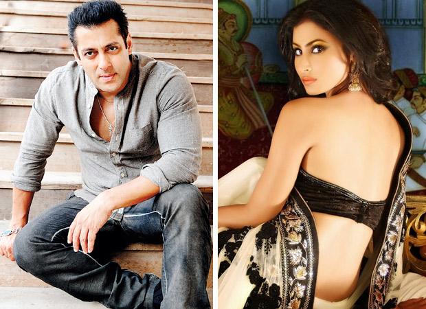 Salman Khan to launch Mouni Roy