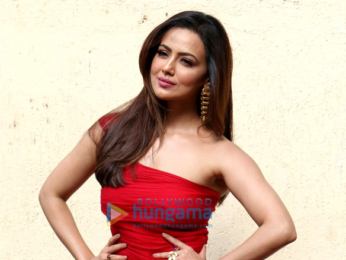 Sana Khan enjoys her day with the NGO kids