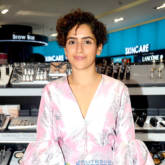 Sanya Malhotra, Mandana Karimi and others at Nishka Lulla's event for OPI International
