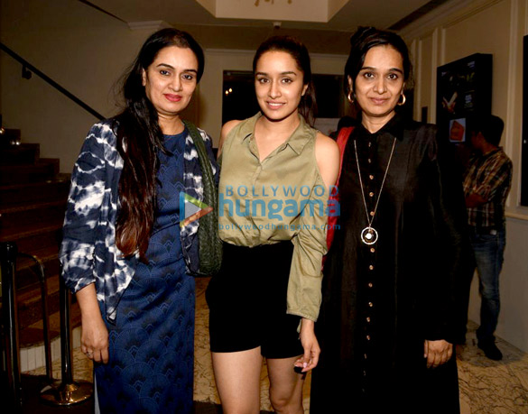 Special screening of 'Half Girlfriend' by Shraddha Kapoor