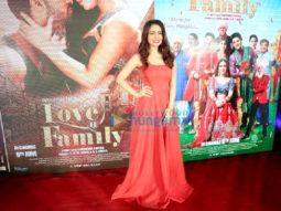 Trailer launch of 'Love U Family'