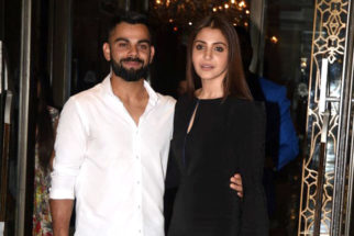 Virat Kohli & Anushka Sharma spotted together at Zaheer Khan & Sagarika Ghatge's engagement ceremony