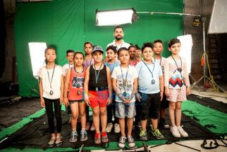 Virat Kohli encourages children to play more through Stepathlon Kids