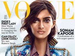 Sonam Kapoor On The Cover Of Vogue