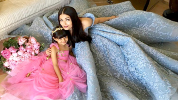 Watch Aaradhya Bachchan steals the limelight from mom Aishwarya Rai Bachchan during her Cannes 2017 appearance  (1)