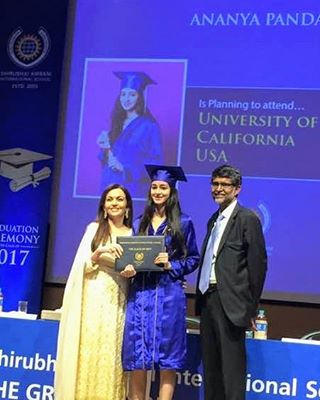 YAY! Chunky Panday's daughter is a graduate and this is how he announced it to the world