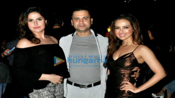 Zareen Khan, Sana Khan, Sharman Joshi and many more at Vishal Pandya's birthday bash