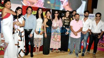 Zeenat Aman graces the launch of web series 'Love Life & Screw Ups'