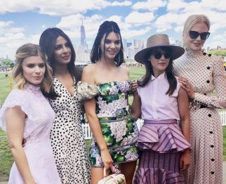 WOW! Priyanka Chopra chills with Hollywood stars Nicole Kidman, Kate Mara, Keri Russell and supermodel Kendall Jenner