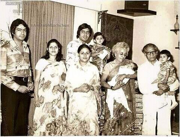 Image result for amitabh bachchan family