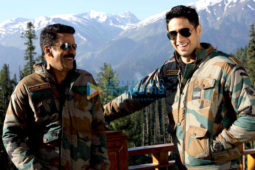 On The Set Of Movie Aiyaary