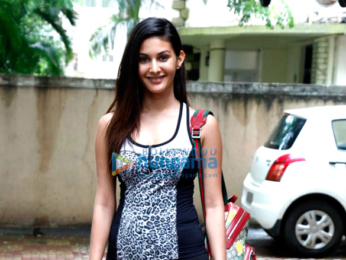 Amyra Dastur snapped in Bandra