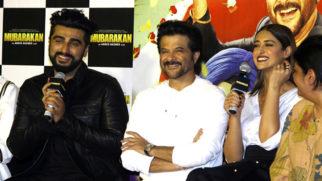 Arjun Kapoor On Difficulties In Doing A DOUBLE ROLE  Mubarakan Trailer Launch