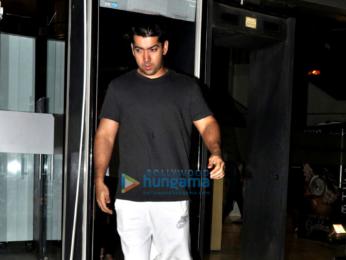 Arjun Kapoor snapped at PVR Juhu
