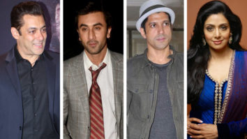 Bollywood Hungama Wishes You EID MUBARAK, Salman Khan,Ranbir Kapoor, Farhan Aktar and Sridevi
