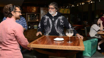 Check out Amitabh Bachchan and Aamir Khan relaxing in Malta while shooting Thugs of Hindostan