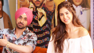 Diljit Dosanjh And Sonam Bajwa's SUPER AWESOME Quiz Play Super Singh