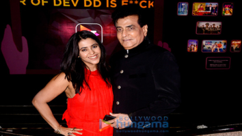 Ekta Kapoor and other celebs at the success bash of ALTBalaji