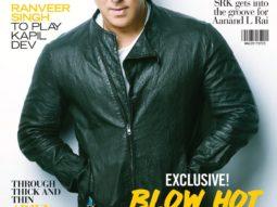 Salman Khan On The Covers Of Filmfare
