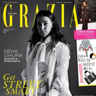 Neha Dhupia On the covers Grazia