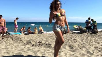 HOT! Bigg Boss girl Lopamudra Raut flaunts her 'sunkissed' body in a bikini