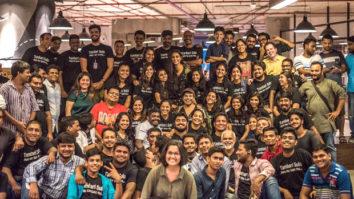 Here's how Vidya Balan and the team of Tumhari Sulu celebrated the film's wrap up