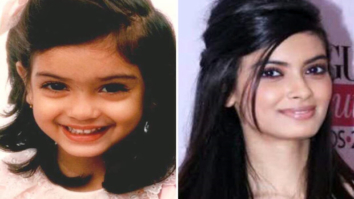 Is there a difference between the child Diana and the adult Diana Penty Look and decide for yourself
