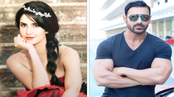 Katrina Kaif's first film was with John Abraham but she was chucked out of the film