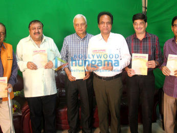 Launch of Ali Peter John's book 'Love Letters From Legends To A Vagabond'