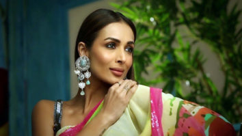 Malaika Arora Khan SLAYS In Saree For Satya Paul's Spring-Summer'17 Collection