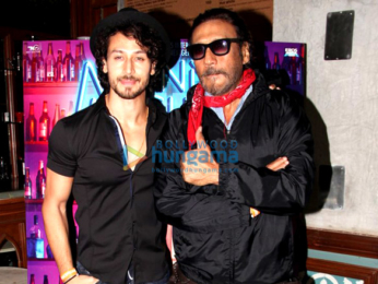 Munna Michael Wrap Up Party with cast and family