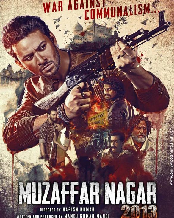First Look Of The Movie Muzaffarnagar 2013