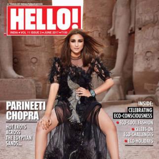Parineeti Chopra On The Cover Of Hello!