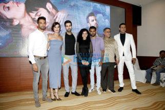 Cast of the film 'Ek Haseena Ek Deewana' grace the film's press meet