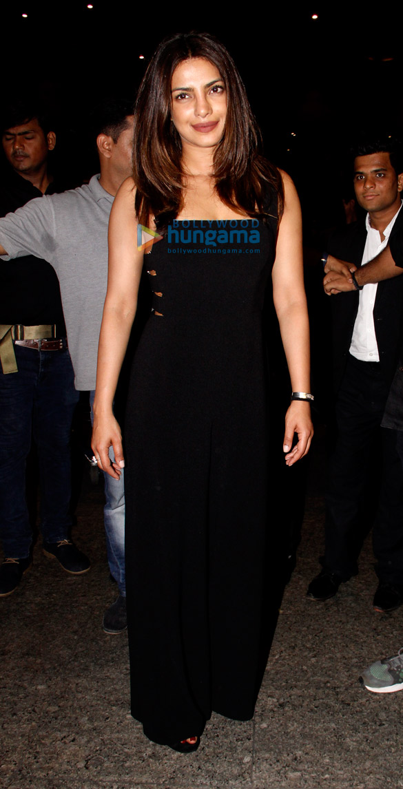 Priyanka Chopra, Rani Mukerji, Jacqueline Fernandez and others snapped at the airport   Parties ...