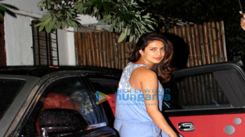 Priyanka Chopra snapped in Juhu