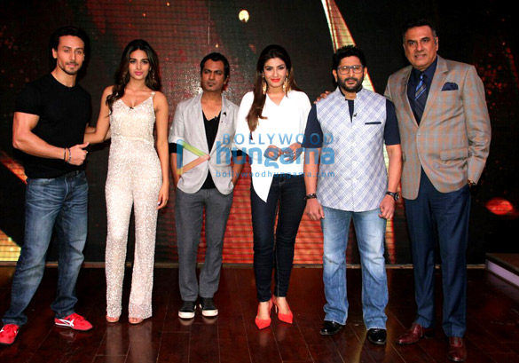 Promotions of 'Munna Michael' on the sets of Sabse Bada Kalakar