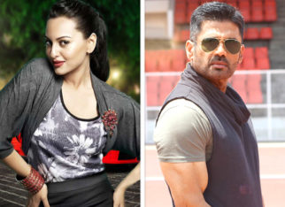 REVEALED Sonakshi Sinha signs Circus, Suniel Shetty to play her father
