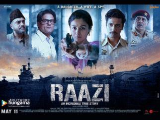Movie Wallpaper Of The Movie Raazi