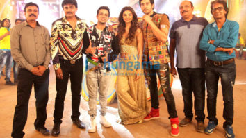 On The Sets Of The Movie Ramratan