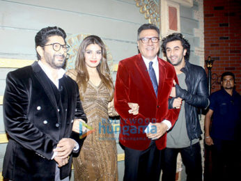 Ranbir Kapoor promotes 'Jagga Jasoos' on the sets of Sabse Bada Kalakaar