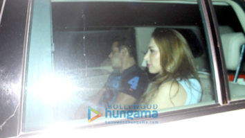 Salman Khan, Iulia Vantur and the Khan family at Sohail Khan's son's birthday bash