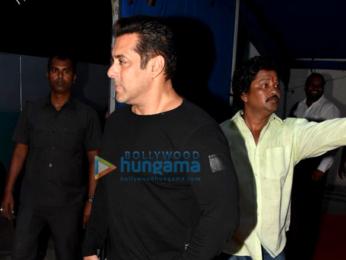 Salman Khan snapped at 'Tubelight' promotions