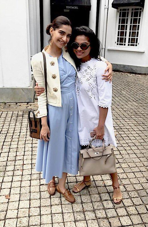 Sonam Kapoor celebrates bestie's birthday in Sri Lanka and here are the details12