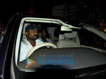 Sonam Kapoor and Anand Ahuja snapped post partying at Anti Social, Khar