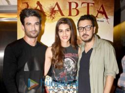 Special screening of the film Raabta at Yash Raj Studios