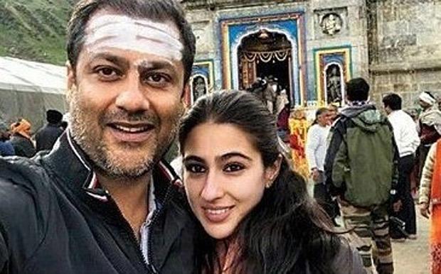 Sara Ali Khan Kick Starts 'Kedarnath' With A Holy Visit To Kedarnath...!
