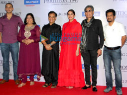 Trailer launch of Gurinder Chadha's directorial 'Partition: 1947'
