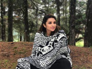 Watch Parineeti Chopra begins the shooting of Golmaal Again in the freezing Ooty